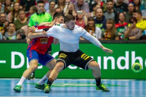 DHB Germany - Serbien 1228