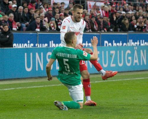 Bundesliga 17. Spieltag: 1. FC Köln -  Werder Bremen