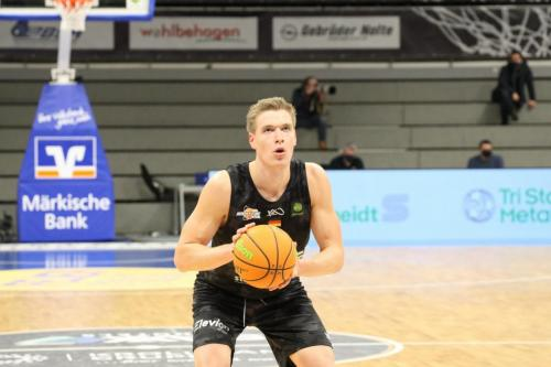 Basketball Pro A Hagen - Science City Jena