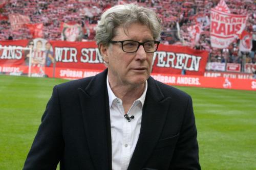 Bundesliga 33. Spieltag: 1. FC Köln - SSV Jahn Regensburg
