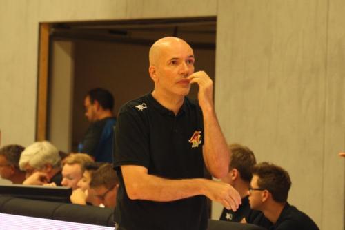 Basketball Testspiel Iserlohn Kangaroos - Phoenix Hagen