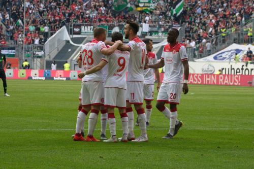 Fortuna Düsseldorf - Hannover 96
