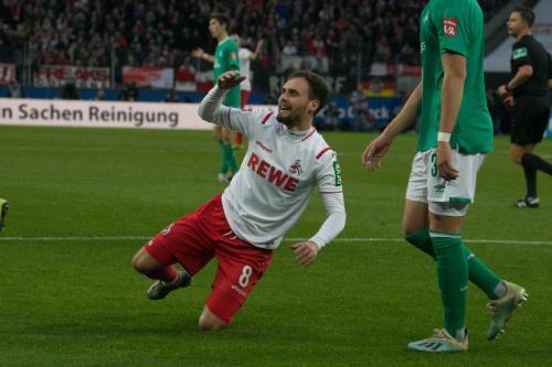 1. FC Köln - Werder Bremen (21.12.2019)