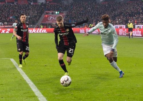 Bayer 04 Leverkusen - FC Bayern München