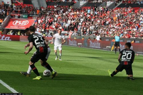 Bayer 04 Leverkusen -1. FC Nürnberg