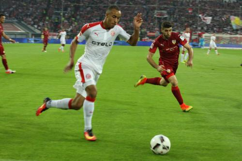 Kiesewetter am Ball