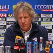 Bochum knöpft der Eintracht einen Punkt ab! Lieberknecht zufrieden