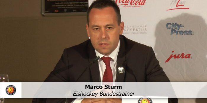 Deutschland Cup Kader: Marco Sturm nominiert 15 Silberhelden und Lokalmatador Daniel Pietta