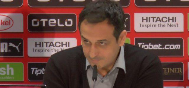 Fortund Düsseldorf trennt sich von Sportdirektor Azzouzi