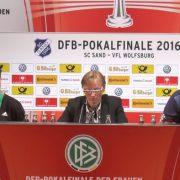 Frauen-Pokalfinale: Trainer begeistert vom Finalort Köln