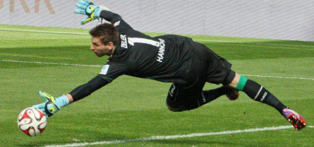 Sofortiger Wiederaufstieg: Zieler wechselt zu Leicester City
