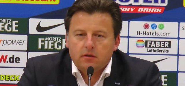 Runjaic wird Sechzig-Coach