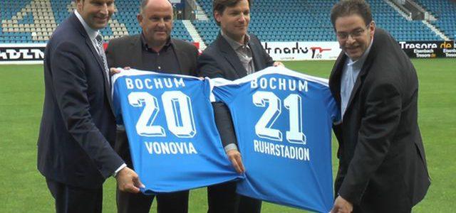 Bochums Wohnzimmer heißt ab sofort Vonovia-Ruhrstadion