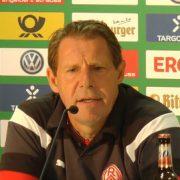 """RWE Trainer Sven Demandt: """"Will mich nicht mehr über Schiedsrichter aufregen"""""""