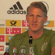"""Bastian Schweinsteiger: """"Ich verspüre tiefe Dankbarkeit"""""""