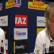 """Verbeek: """"Ich kann heute Nacht gut schlafen"""""""