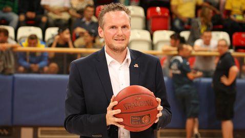 Neue Aufgabe: Patrick Seidel übernimmt Geschäftsführerposten bei Phoenix Hagen