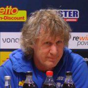 Bochums Trainer Verbeek hakt den Aufstieg ab!