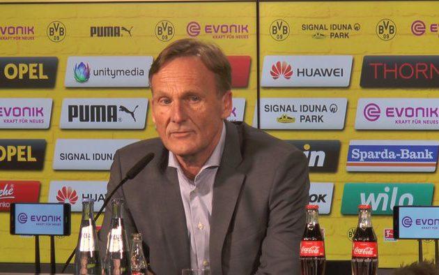 BVB: Mit zwei Trikot-Sponsoren in die Zukunft