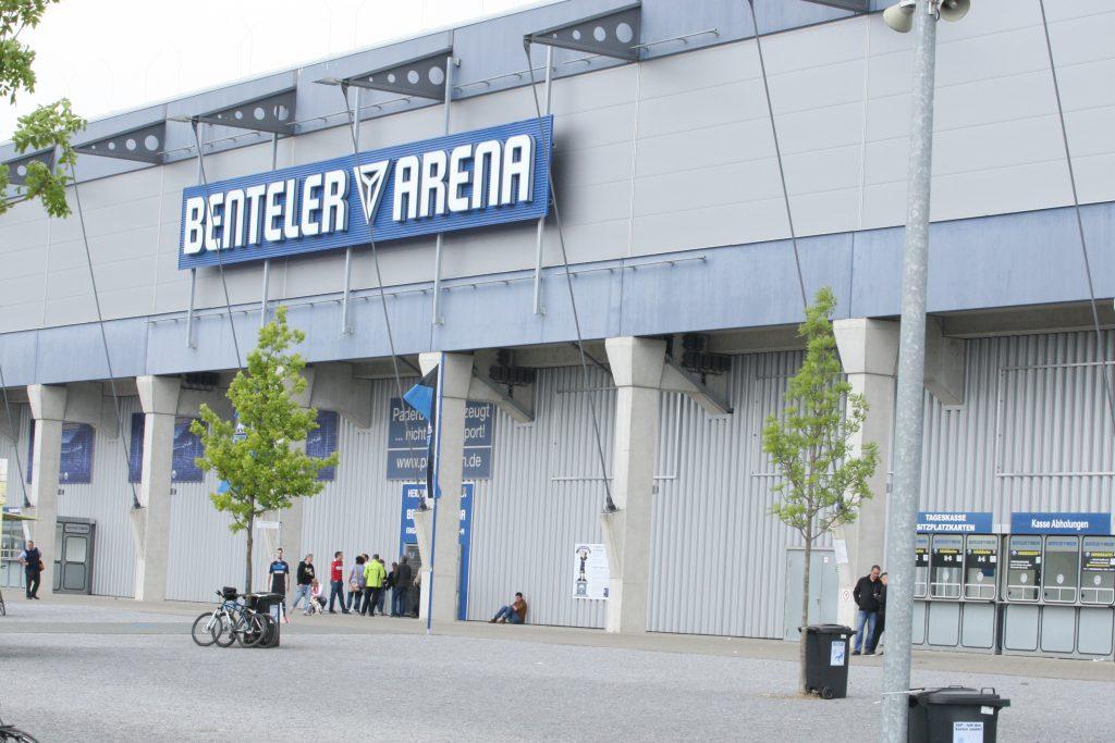 Benteler Arena Paderborn