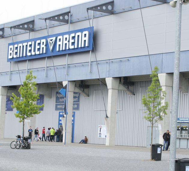 Hinweise zur Erweiterung der Benteler-Arena