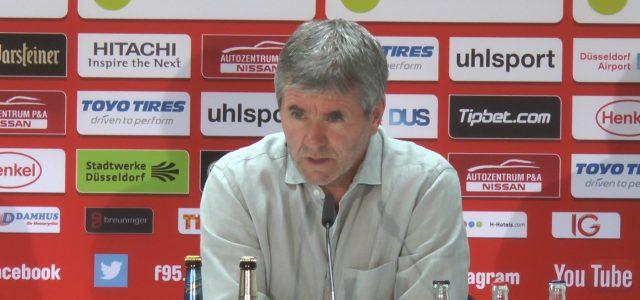 Friedhelm Funkel als Düsseldorfs Trainer des Jahres nominiert