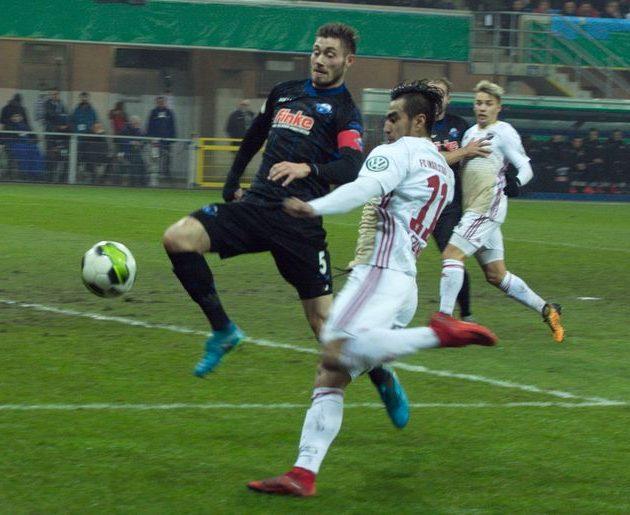 Christian Strohdiek bleibt Kapitän der SCP07-Kicker