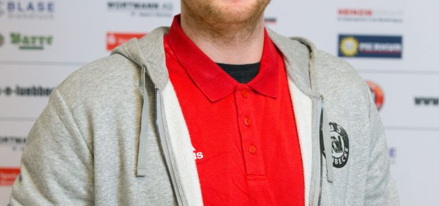 Nettelstedt: Dener Jaanimaa verstärkt das Team ab sofort und Kenji Hövels bleibt