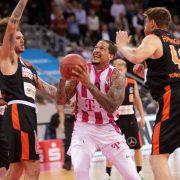 Telekom Baskets mit toller Moral in der Overtime