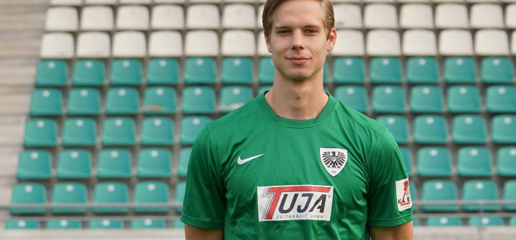 U23-Spieler Jannik Borgmann erhält Profivertrag