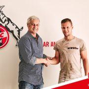 Louis Schaub und Lasse Sobiech wechseln zum FC