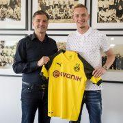 Borussia Dortmund verleiht Marius Wolf