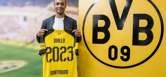 BVB: Abdou Diallo wechselt zu Paris St. Germain