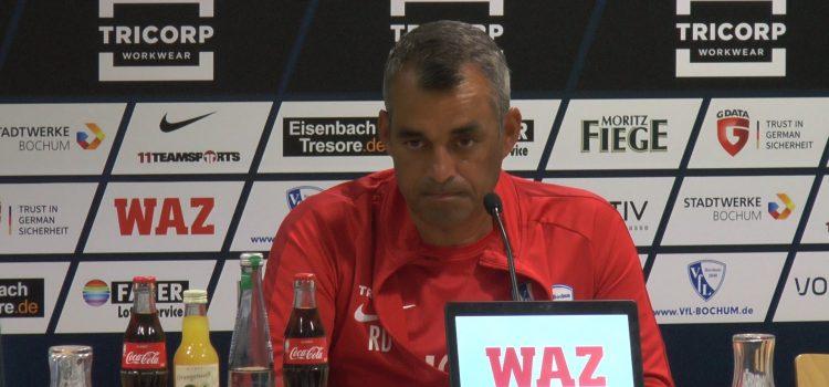 VFL Bochum nimmt Pokalgegner Weiche Flensburg sehr ernst