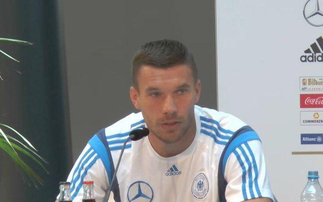 Der 1. FC Köln und Weltmeister Lukas Podolski erarbeiten ein Konzept zur Zusammenarbeit