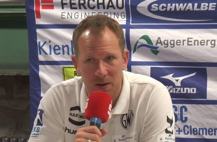 GWD Minden: Frank Carstens bleibt bis 2023!