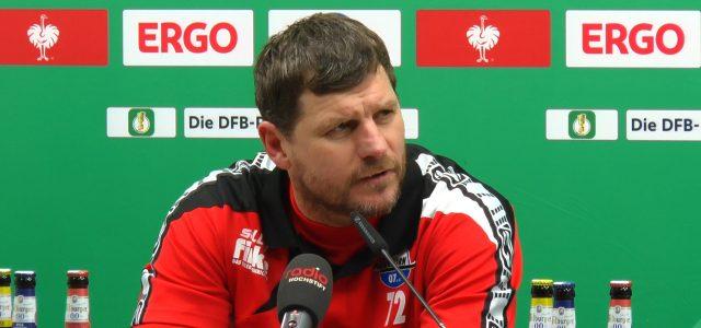 Paderborn: Im DFB-Pokal am Dienstag bei Bayer Leverkusen