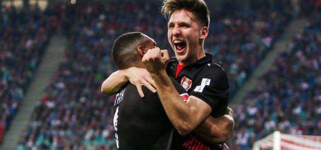 Nach St. Etienne – Bayer 04 verleiht Panos Retsos