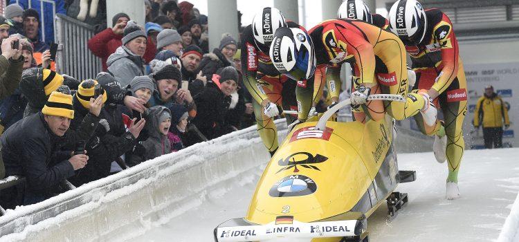 Friedrich dreht beim erneuten deutschen Dreifach-Triumph den Spieß um und siegt vor Lochner sowie Walther