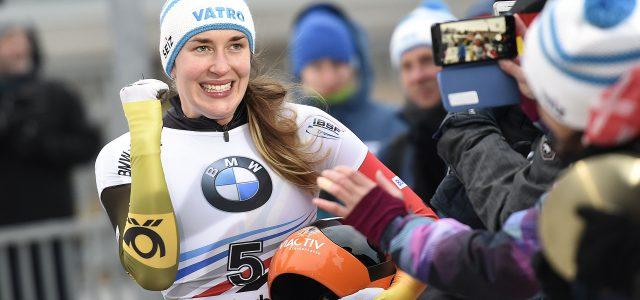 """BMW IBSF Weltcup Bob & Skeleton nimmt nach """"zwei lehrreichen Wochen"""" in Lake Placid an Fahrt auf"""