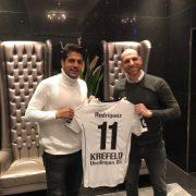 Roberto Rodriguez wechselt zum KFC