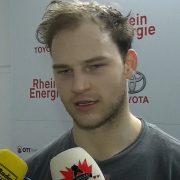 """Sebastian Uvira: """"Wenn ich der Gegner wäre, würde ich Angst vor uns haben"""" – Kölner Haie waren zu oft im """"Jagdmodus"""""""
