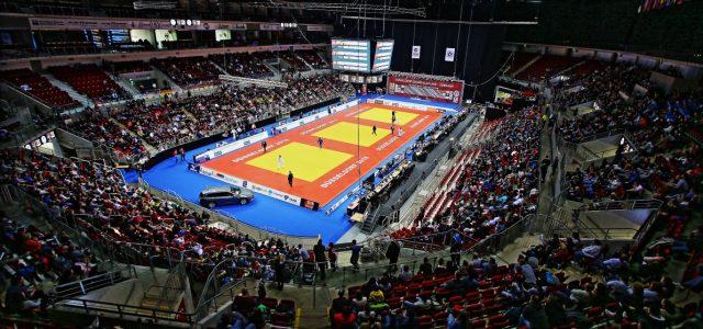 Judo Grand Slam Düsseldorf vom 22.-24. Februar 2019 – Deutsche Judoka reisen mit sensationellen Erfolgen im Gepäck an