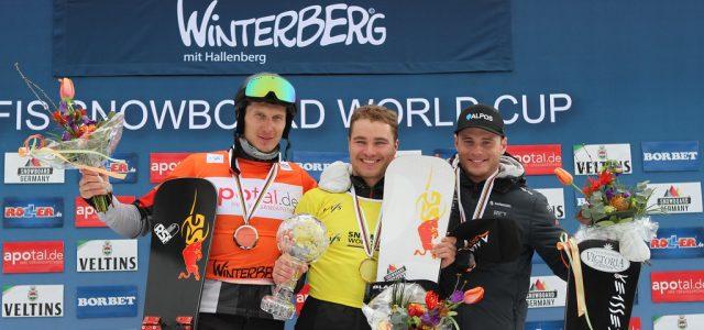 Weltcup-Titel-Drama in Winterberg: Baumeister rast als Zweiter zur Kristallkugel | Jörg verpasst als Zweite des Heimweltcups PSL-Trophäe um 20 Punkte | Wöhrer sagt Servus