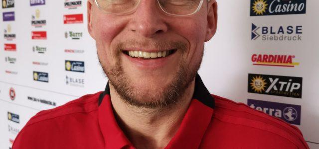 """Unterstützung für Nikola Blazicko und Hans Georg """"Schorse"""" Borgmann: Heidmar Felixson verstärkt ab sofort das Trainerteam beim TuS N-Lübbecke bis Saisonende"""