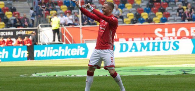 Fortuna verlängert langfristig mit Andre Hoffmann