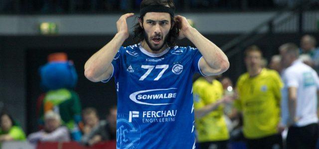 VFL Gummersbach gibt ein Lebenszeichen im Abstiegskampf von sich!