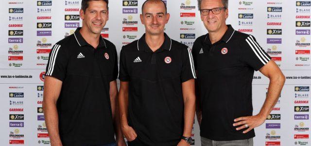Umstrukturierung in der sportlichen Leitung beim TuS N-Lübbecke