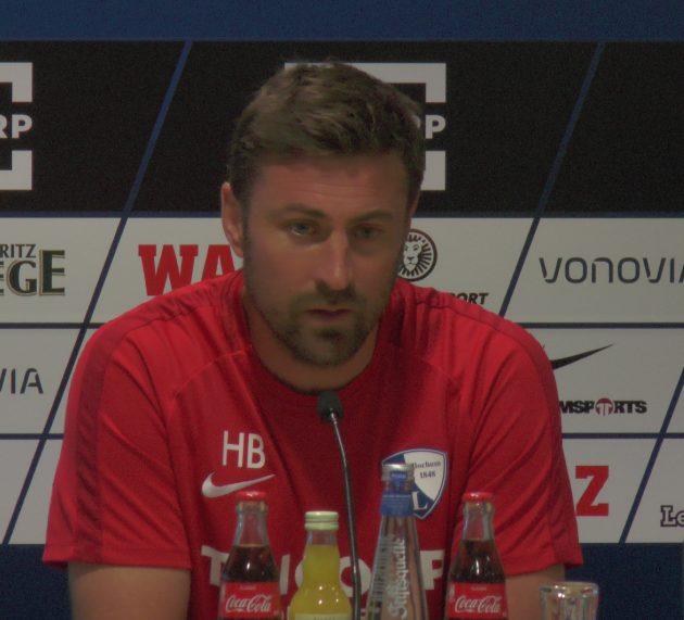 VFL Bochum vor dem Spiel in Stuttgart parallel auf Spieler- und Trainersuche
