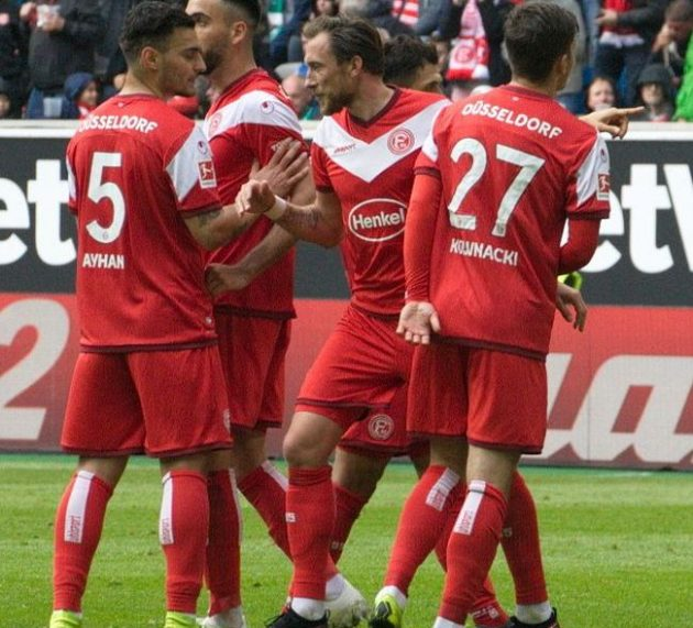 Fortuna verlängert vorzeitig mit Kaan Ayhan